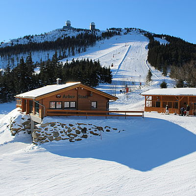 Arber Hütte