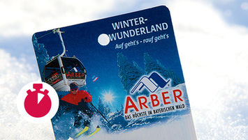 Stunden-Ski-Ticket Junior